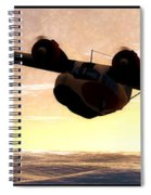 The Goose Spiral Notebook
