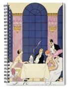 The Gourmands Spiral Notebook