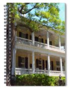 The Governors House Inn Spiral Notebook