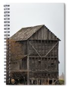 The Granary Spiral Notebook