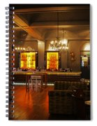 The Grand Cafe Southampton Spiral Notebook