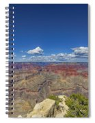 The Grand Canyon--another Look Spiral Notebook