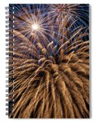 The Grand Finale Spiral Notebook