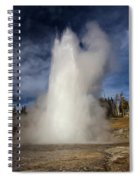 The Grand Rocket Spiral Notebook