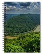 The Grand View Spiral Notebook