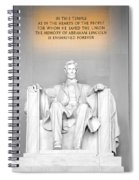 The Great Emancipator Spiral Notebook