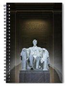 The Great Emancipator Spiral Notebook