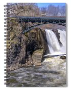 The Great Falls Spiral Notebook