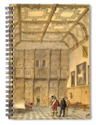 The Great Hall, Hatfield, Berkshire Spiral Notebook
