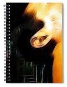 The Great Pretender 1 Spiral Notebook