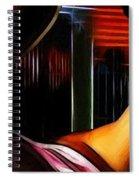 The Great Pretender 3 Spiral Notebook