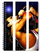 The Great Pretender Spiral Notebook