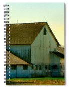The Great White Spiral Notebook
