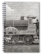 The Greater Britain Passenger Spiral Notebook
