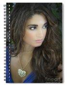 The Greek Goddess Spiral Notebook