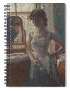 The Green Dress, 1908-09 Spiral Notebook