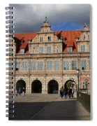 The Green Gate - Gdansk Spiral Notebook