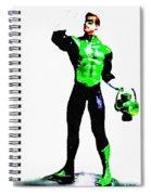 The Green Spiral Notebook