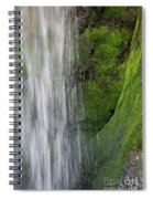The Green Side Spiral Notebook