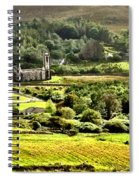The Green Valley Of Poisoned Glen Spiral Notebook