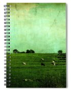 The Green Yonder Spiral Notebook