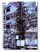 The Grid 3 Spiral Notebook