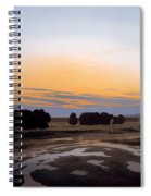 The Grosse Gehege Near Dresden Spiral Notebook