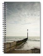 The Groyne Spiral Notebook
