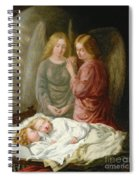 The Guardian Angels  Spiral Notebook