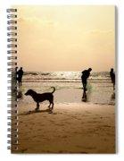 The Guardian Dog Spiral Notebook