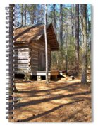 The Guest House Spiral Notebook