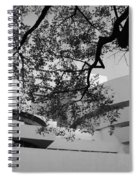 The Gugenheim In Black And White Spiral Notebook