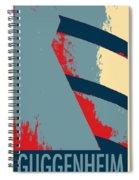 The Guggenheim In Hope Spiral Notebook