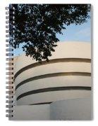 The Guggenheim Museum Spiral Notebook
