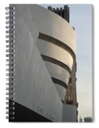 The Guggenheim Spiral Notebook