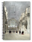 The Guildhall, Interior, From London As Spiral Notebook