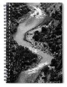 The Gunnison Bw Spiral Notebook