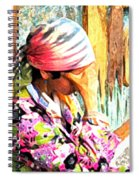 The Gypsy Spiral Notebook