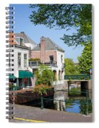 The Hague In The Netherlands Spiral Notebook