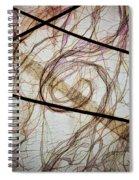 The Hair Net Spiral Notebook