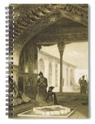 The Hall Of Mirrors In The Palace Spiral Notebook
