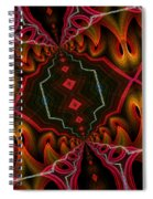 The Hall Of The Apostolates Spiral Notebook