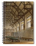 The Hall Of Trinity College, Cambridge Spiral Notebook