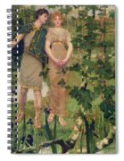 The Happy Valley, 1898 Spiral Notebook