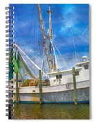 The Harbor II Spiral Notebook
