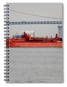 The Harbour Progress Spiral Notebook