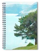 The Harbour Spiral Notebook