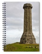 The Hardy Monument 2 Spiral Notebook