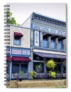 The Hartsburg Grand Spiral Notebook