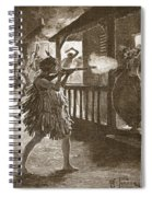The Hauhaus Shot Or Bayoneted Them - Spiral Notebook